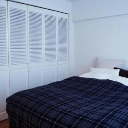 宮崎台のビンテージマンション1 (ベッドルーム)