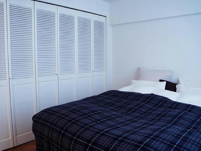 宮崎台のビンテージマンション1の部屋 ベッドルーム