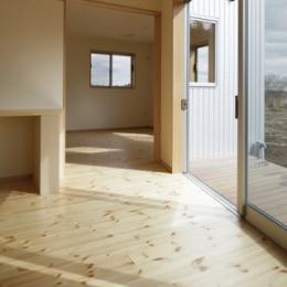 2つ屋根の家 (LDK6)