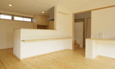 2つ屋根の家 (LDK5)