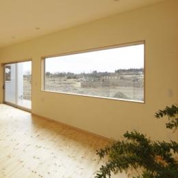 2つ屋根の家 (LDK3)
