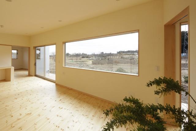 建築家:とりやまあきこ「2つ屋根の家」