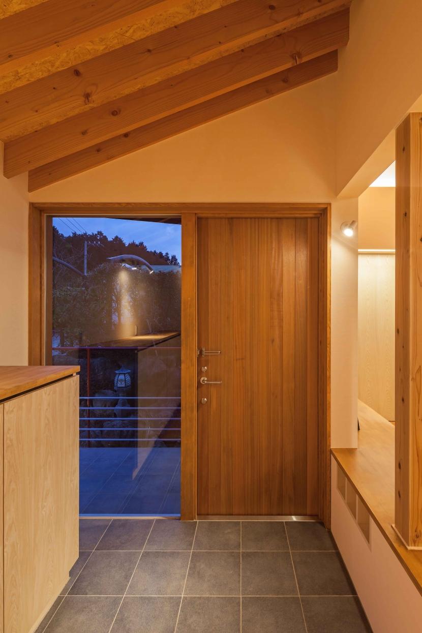 建築家:米村和夫「伊豆の国の家」