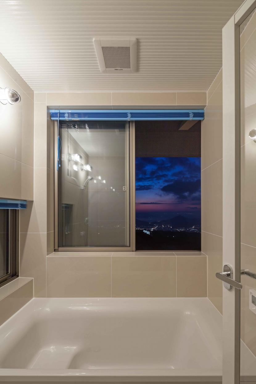 伊豆の国の家の部屋 バスルーム