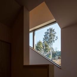 伊豆の国の家 (借景窓)