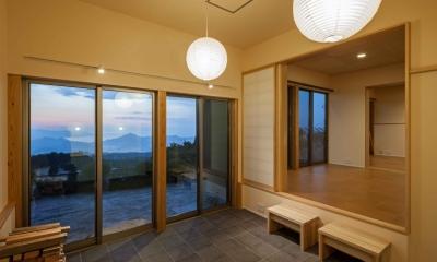 伊豆の国の家 (趣味の部屋)