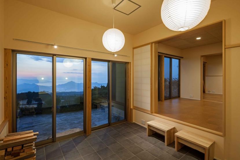 伊豆の国の家の部屋 趣味の部屋