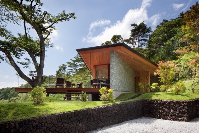 建築家:高橋昌宏「千ヶ滝山荘」