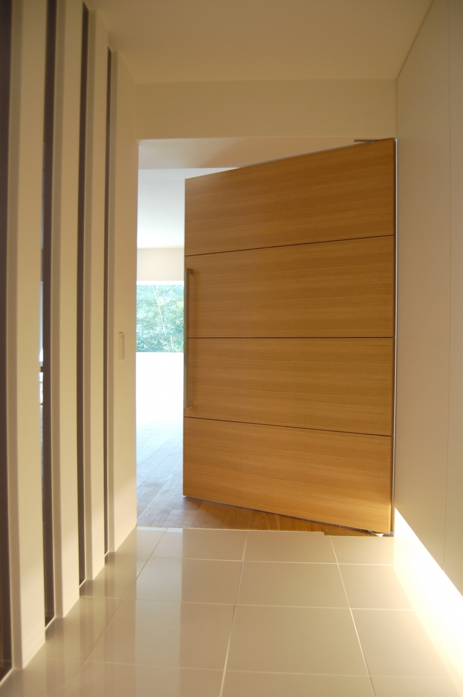 内部に情熱を注いだ空間(リノベーション)の部屋 廊下1