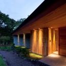 千ヶ滝山荘の写真 玄関