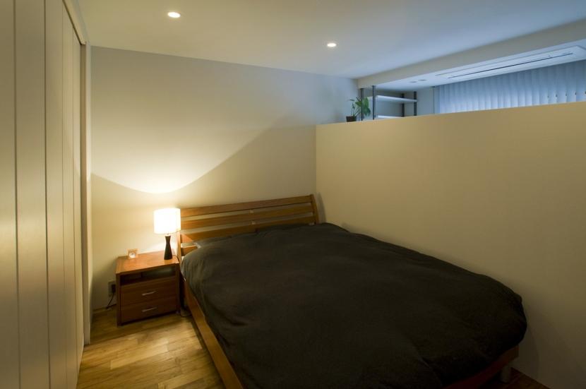 集まる家(リノベーション)の部屋 主寝室