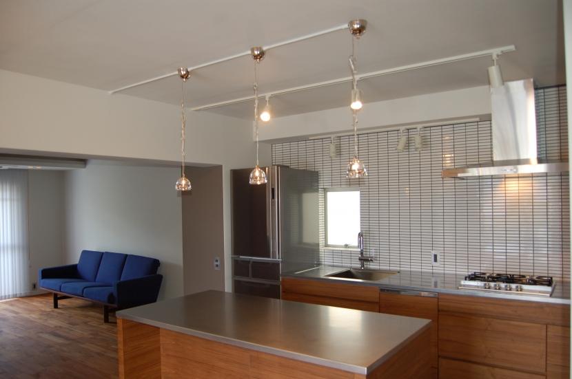 集まる家(リノベーション)の部屋 キッチン1