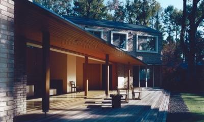 軽井沢の家9 (外観1)