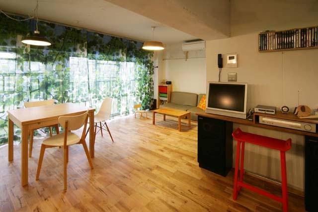 建築家:鍵谷啓太 / 井上佐和子「リノベーション「flat.604」」