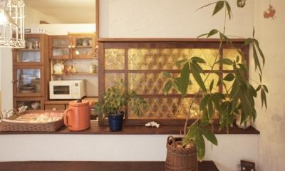 リノベーション「武庫川」 (キッチン)