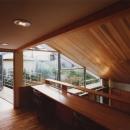 西島正樹の住宅事例「光を抱く家」