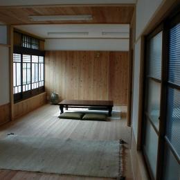 ファミリールーム (東山の家)