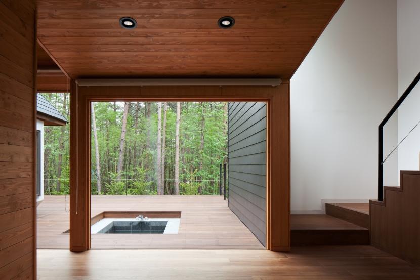 建築家:高橋昌宏「I山荘」