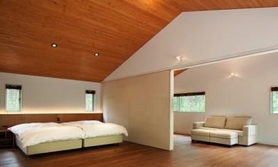I山荘 (ベッドルーム1)