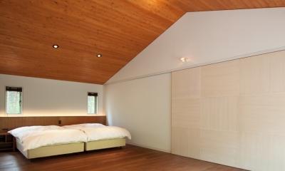 I山荘 (ベッドルーム2)