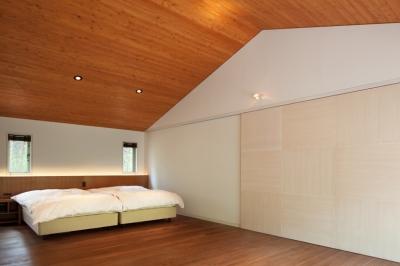 ベッドルーム2 (I山荘)