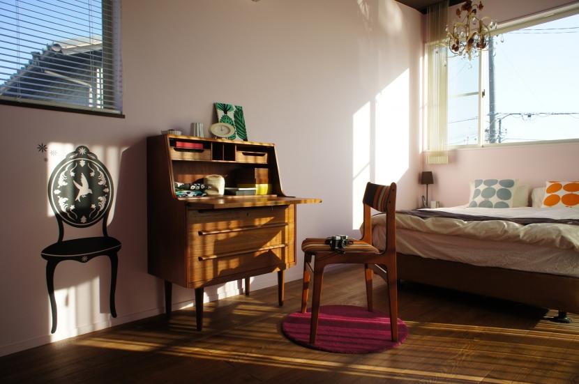 spiral らせんのいえの写真 ベッドルーム