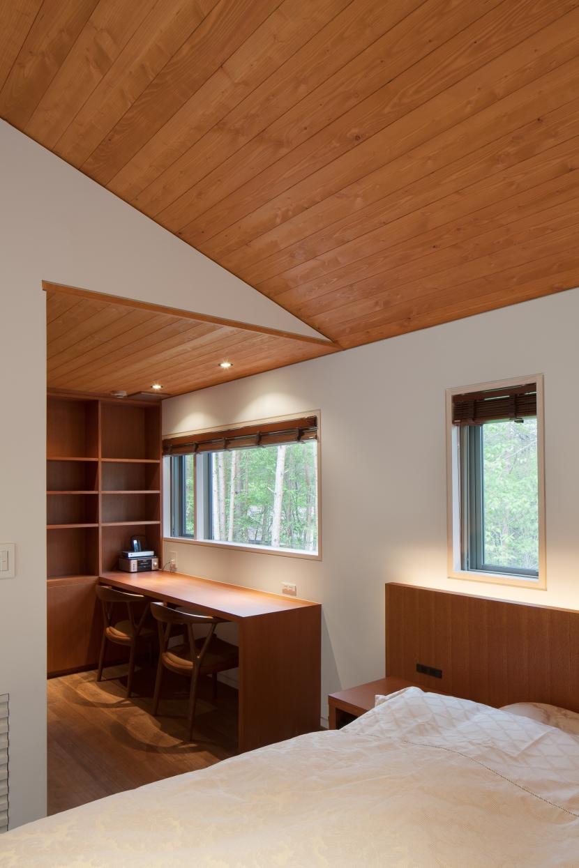 I山荘の写真 ベッドルーム3