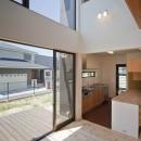 鍵谷啓太 / 井上佐和子の住宅事例「void 大きな気積をもついえ」