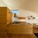 haus-wrap キッチン