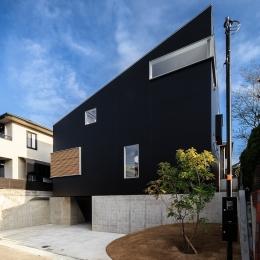 建築家 山根徹也の事例「haus-wrap」