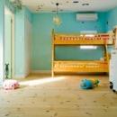 鍵谷啓太 / 井上佐和子の住宅事例「colors 色を重ねおいたいえ」