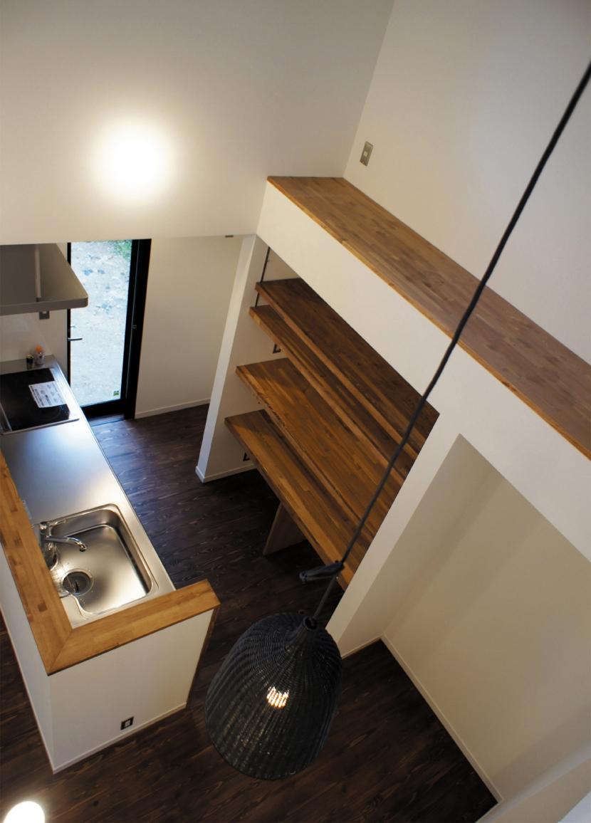 architype イエガタのいえの部屋 キッチン