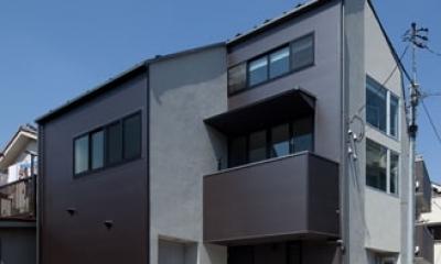 千早の賃貸併用住宅