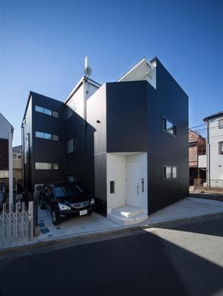 建築家:藤井 将「杉並のタウンハウス」