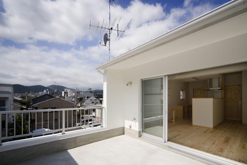 建築家:鍵谷啓太 / 井上佐和子「calm 穏やかさに包まれたいえ」