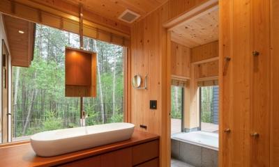 I山荘 (浴室1)
