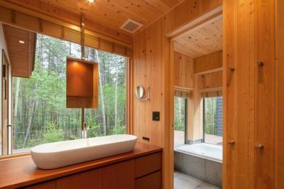 浴室1 (I山荘)