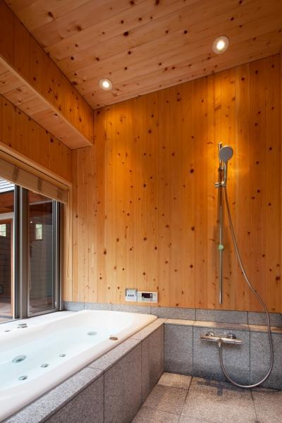 浴室2 (I山荘)