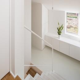 KAWATE (階段)
