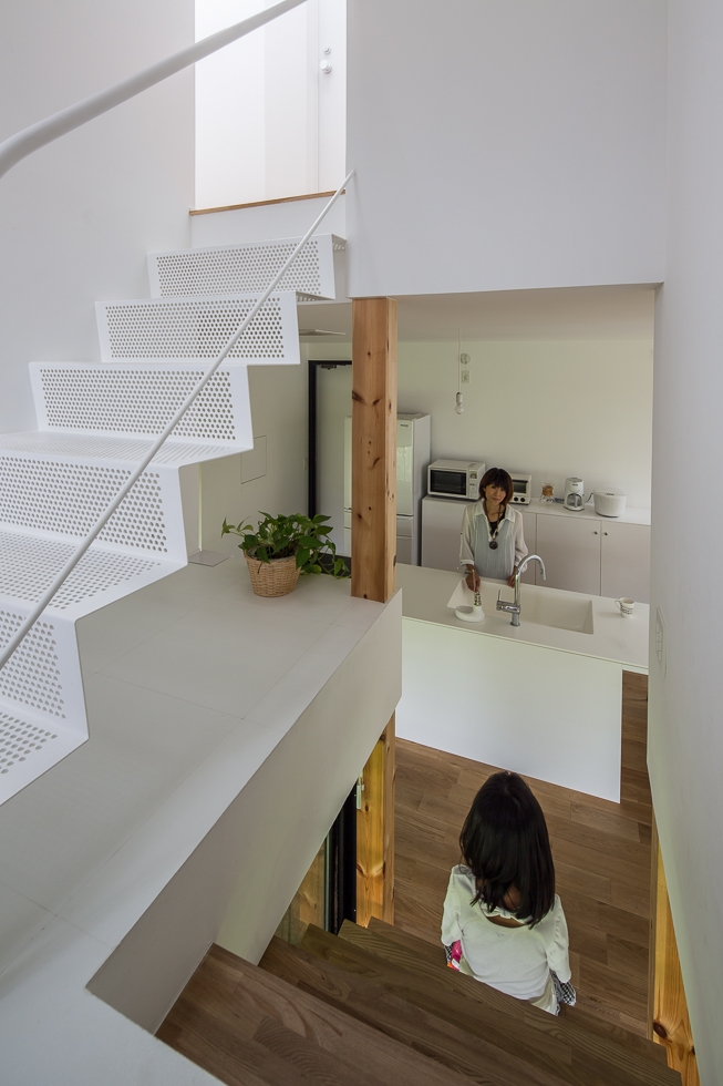 KAWATEの写真 階段2