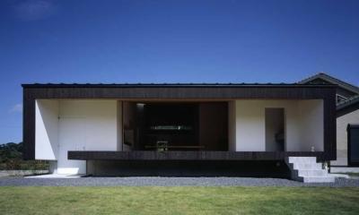 鋸南の家 (外観1)
