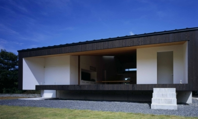 鋸南の家 (外観3)