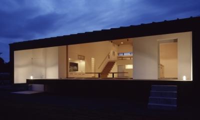 鋸南の家 (外観4)