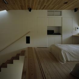 寝室 (鋸南の家)