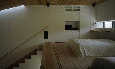 鋸南の家 (寝室)