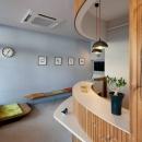 HANKURA designの住宅事例「STELLA DENTAL CLINIC」