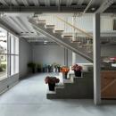 HANKURA designの住宅事例「deco+ 甲三堂造花」