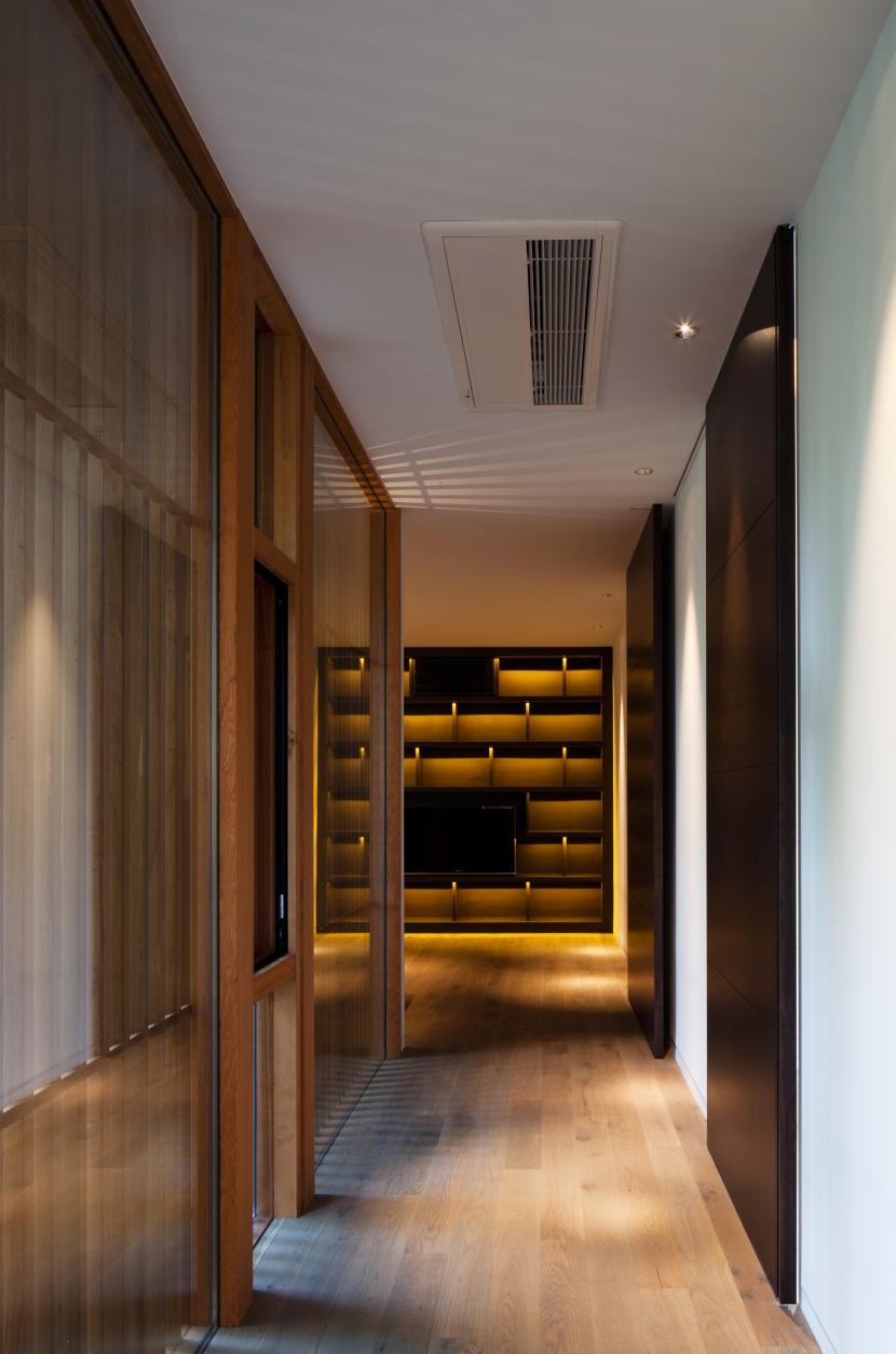 Y山荘の写真 廊下1