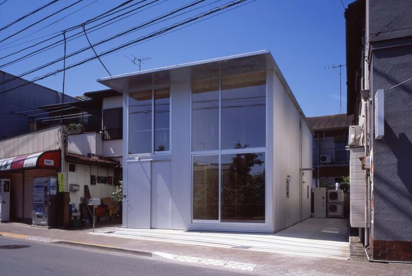 岩堀未来「筒の家」