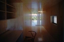 筒の家 (個室)